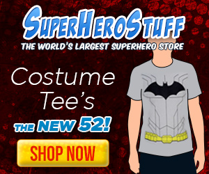 SuperHeroStuff Costume Tees