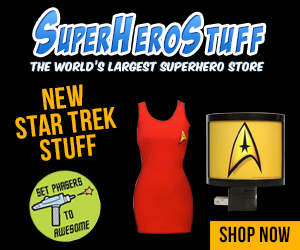SuperHeroStuff: New Star Trek Stuff