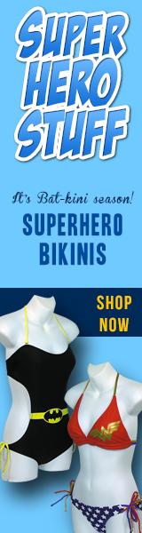 SuperHeroStuff - New Bikinis!