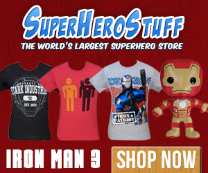SuperHeroStuff - Iron Man 3 Stuff