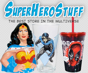 SuperHeroStuff - New Kitchen Stuff!