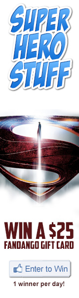 SuperHeroStuff - Man of Steel Tickets