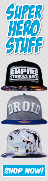 SuperHeroStuff - New Hats!