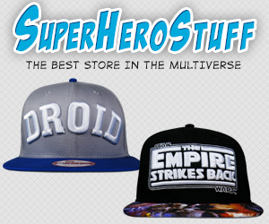 SuperHeroStuff - Halloween HQ!