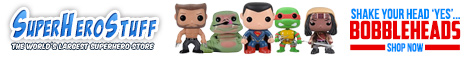 SuperHeroStuff.com - New Bobbleheads!