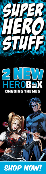 SuperHeroStuff - Shop HeroBox Now!