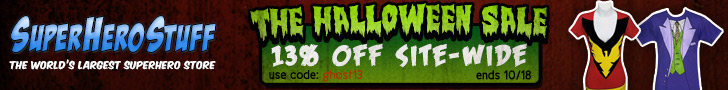 Halloween Sale - 13% Off