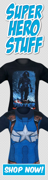 SuperHeroStuff - New Winter Soldier Stuff!
