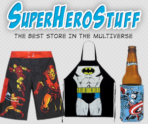 SuperHeroStuff - Shop Now