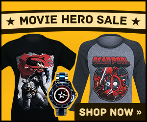 Superhero Movie Sale - Superhero Stuff