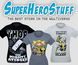 SuperHeroStuff - New Marvel!