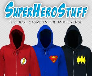 Sup;erHeroStuff - New DC!