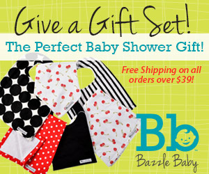 Bazzle Baby Gift Sets. The Perfect Baby Shower Gift.