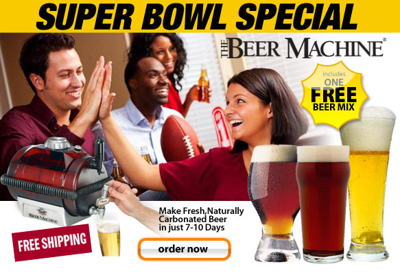 Super Bowl Special Offer