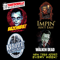 Awesome new tees added every week