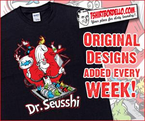 Dr Seusshi T-Shirt