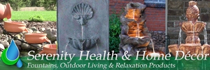 Serenity Health & Home Decor