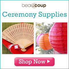 ceremony supplies