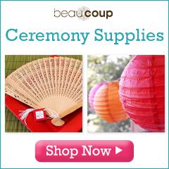 ceremony supplies
