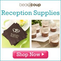reception supplies