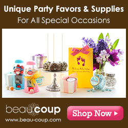 Party Favors Birthdays and Special Occasions