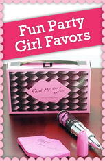 Fun Party Girl Favors