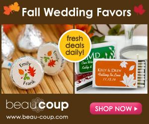 Fall Weddings @ Beau-coup.com