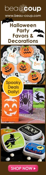 Shop for Spooky Halloween Treats @ Beau-coup.com