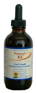 Primalix KC Cat Cough Herbal Extract Formula