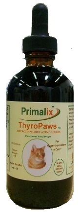 Primalix ThyroPaws for Hyperthyroidism in Cats