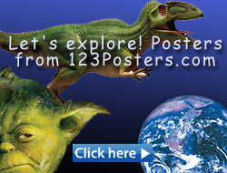 Let's Explore at 123Posters.com click here