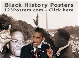 Black History posters at 123Posters.com click here