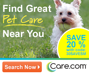 Find Great Pet Care Near You, Save 20%