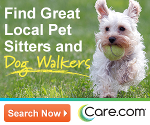 Find Great Local Pet Sitters and Dog Walkers
