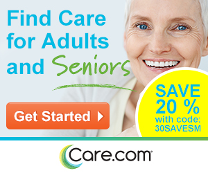 Find Care for Adults and Seniors, Save 20%