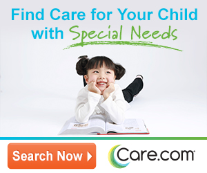 Find Care for Your Special Needs Child