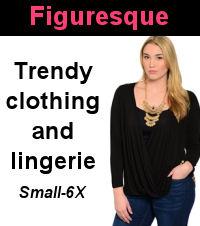 fashion for plussize women