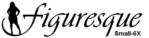 figuresquelogo 00 Plus Size clothing for Clubs and nightlife!