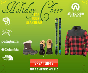 Holiday Gifts for your Gearhead - Shop Altrec