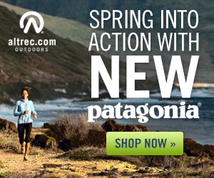 Spring into Action with Patagonia - Altrec Outdoors
