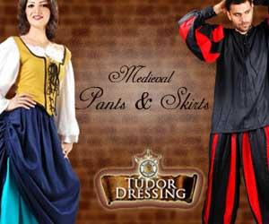 Medieval Pants & Skirts