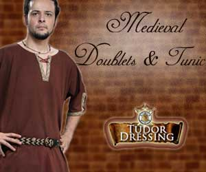Medieval Doublet & Tunic