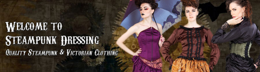 steampunkdressing.com banner