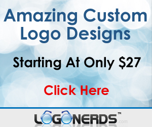 LogoNerds.com - Custom Logo and Header Designs
