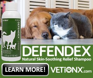 VetIonX - Defendex Flea Shampoo