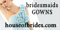 Bridal gowns, bridesmaid dresses, flower girl dresses, Mother of the bride dresses, prom dresses, Quinceanera dresses, other special occasion dresses