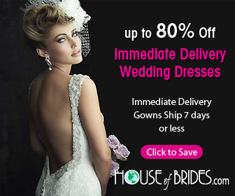 House of Brides Immediate Delivery Wedding Dresses
