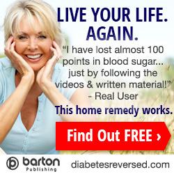 Diabetes Home Remedy