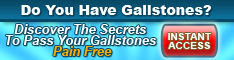 Get Rid Of Gallstones Remedy Report