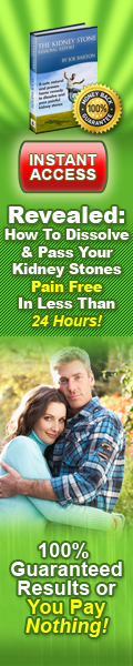 Kidney Stone Natural Treatment